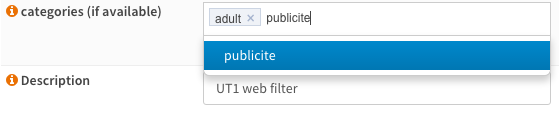 Setup Web Filtering — OPNsense documentation